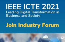 """2021 IEEE International Conference on Technology and Entrepreneurship """"Leading Digital Transformation in Business and Society"""""""